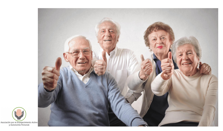 Buen trato a las personas mayores