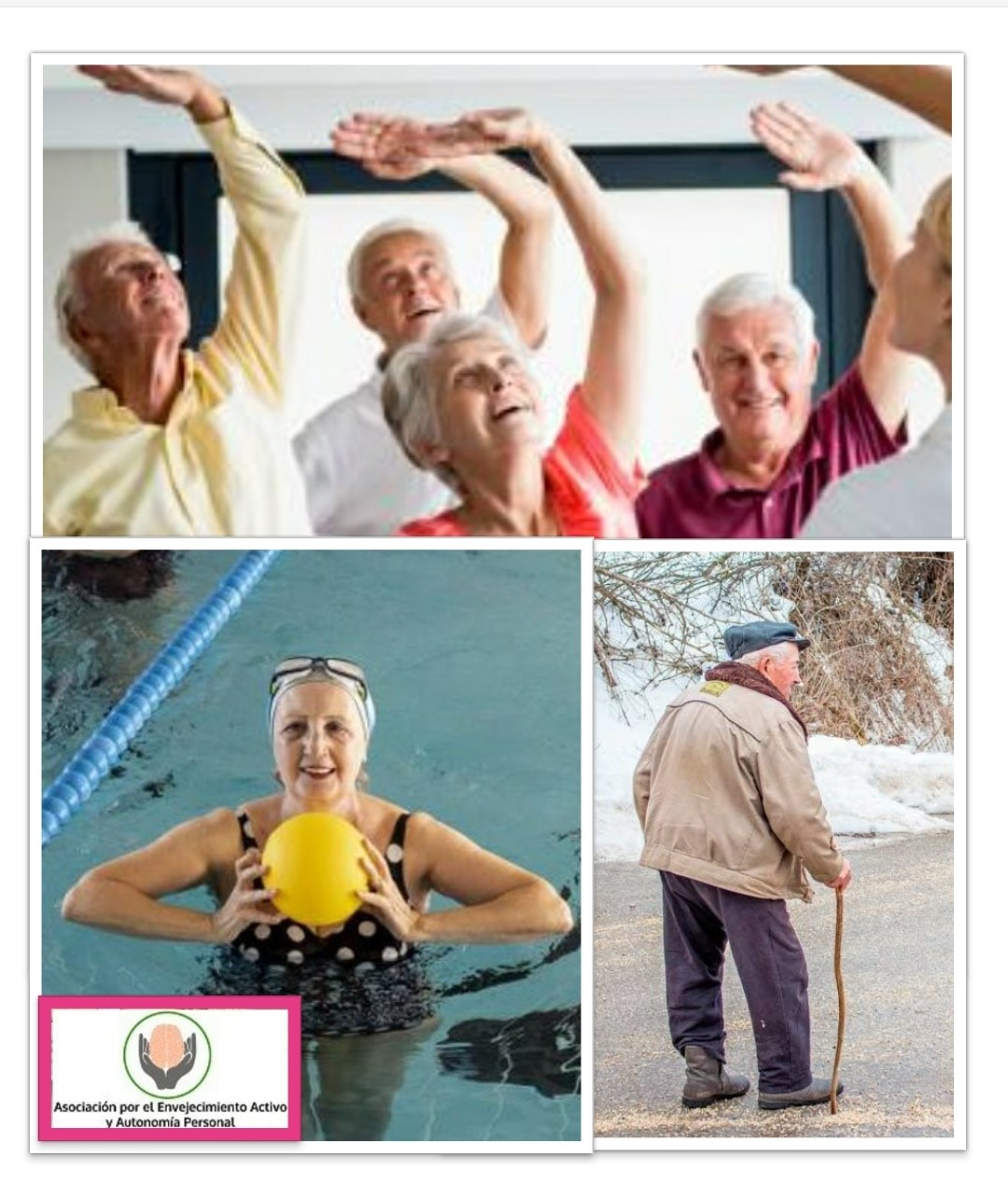 Deporte en personas mayores
